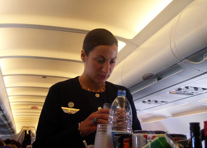 Фото страшной стюардессы фото 140-819